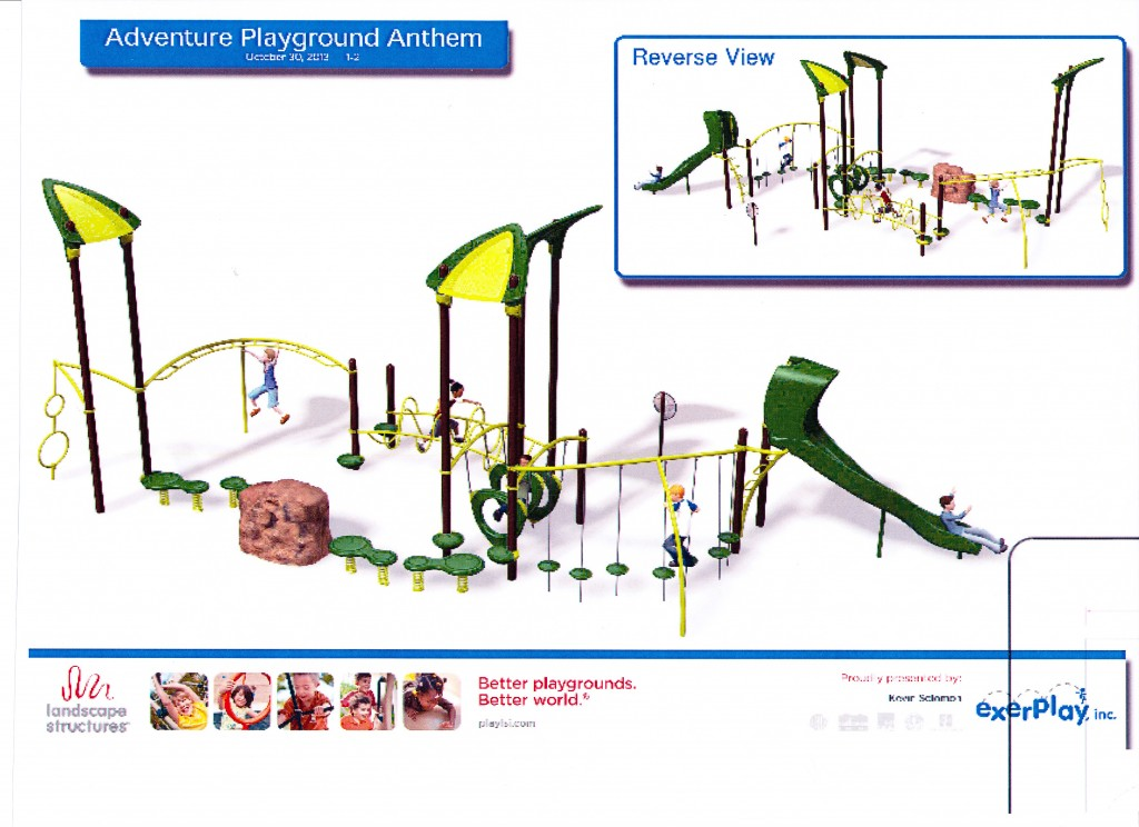 Adventure Structure